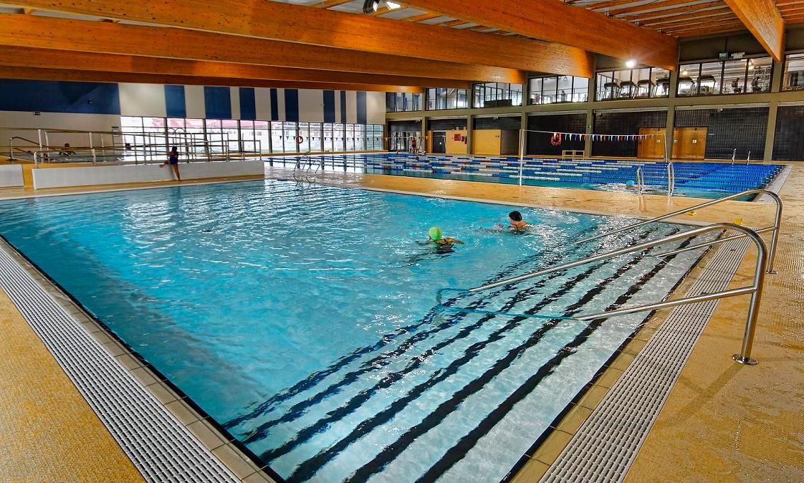 piscina cubierta de alboraya instalaci n